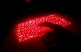 CLAVIER VIRTUEL LASER BLUETOOTH