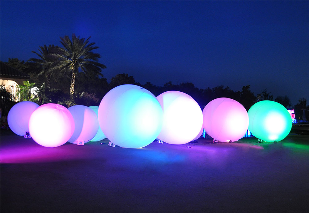 ballons led r utilisables vie ballons lumineux. Black Bedroom Furniture Sets. Home Design Ideas