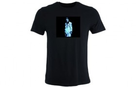 Tee-shirt LED SCARFACE