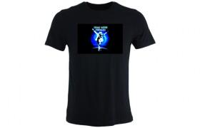 T-shirt LED: Michael Jackson
