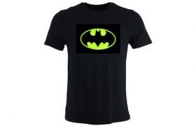 T-shirt equalizeur: BATMAN (l'original)