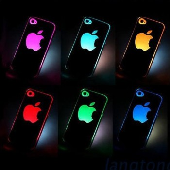 coque lumineuse iphone 6 et 6s prot ge et magnifie votre. Black Bedroom Furniture Sets. Home Design Ideas