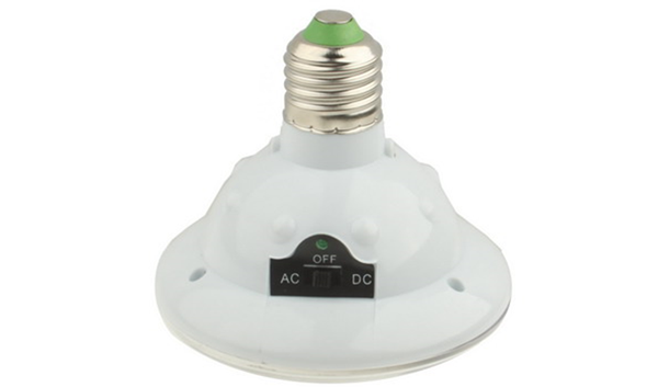 Ampoule Led Camping Rechargeable E27 3w