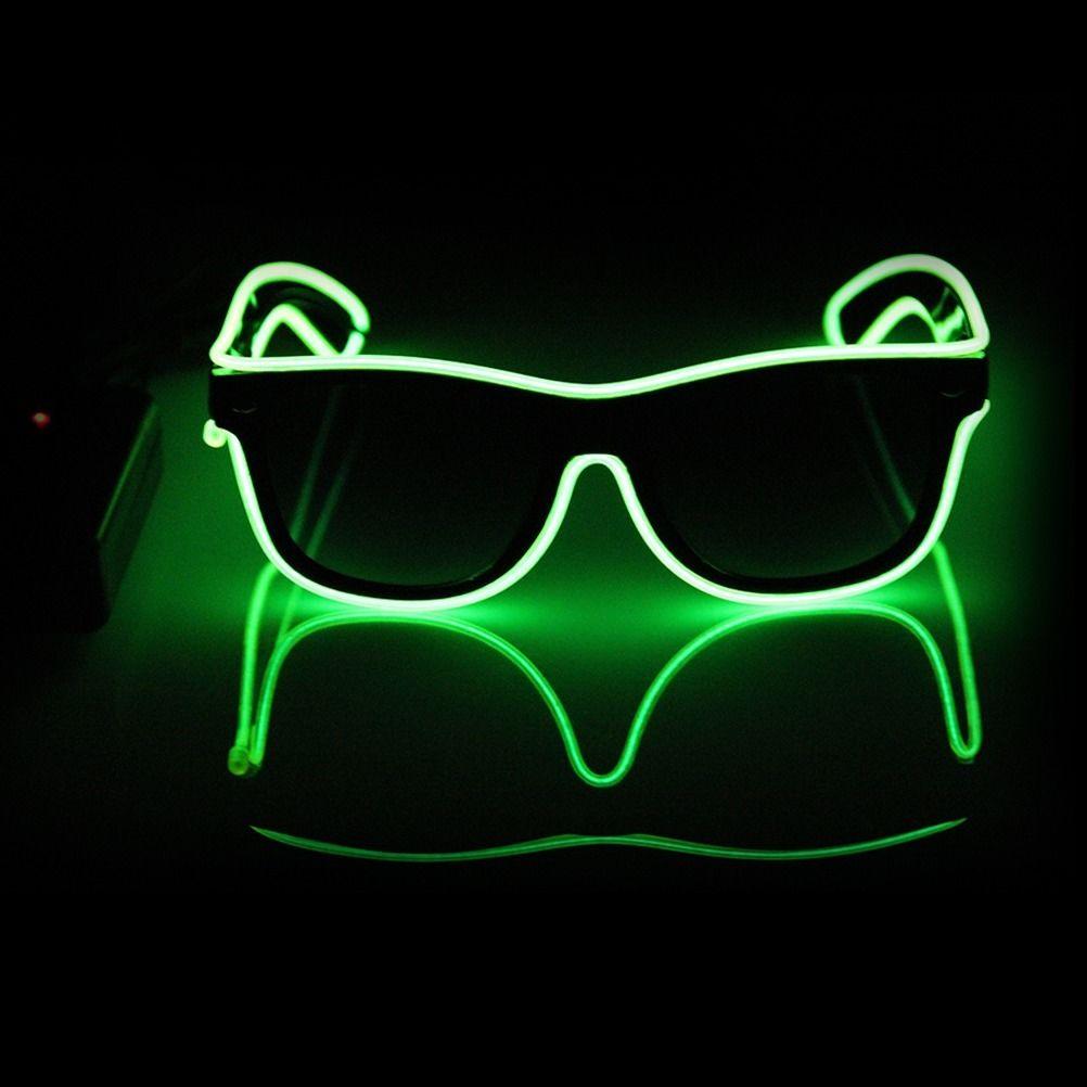 c3f38b4a3d5ac3 LUNETTES LED Lunettes illuminées lunettes lumineuses