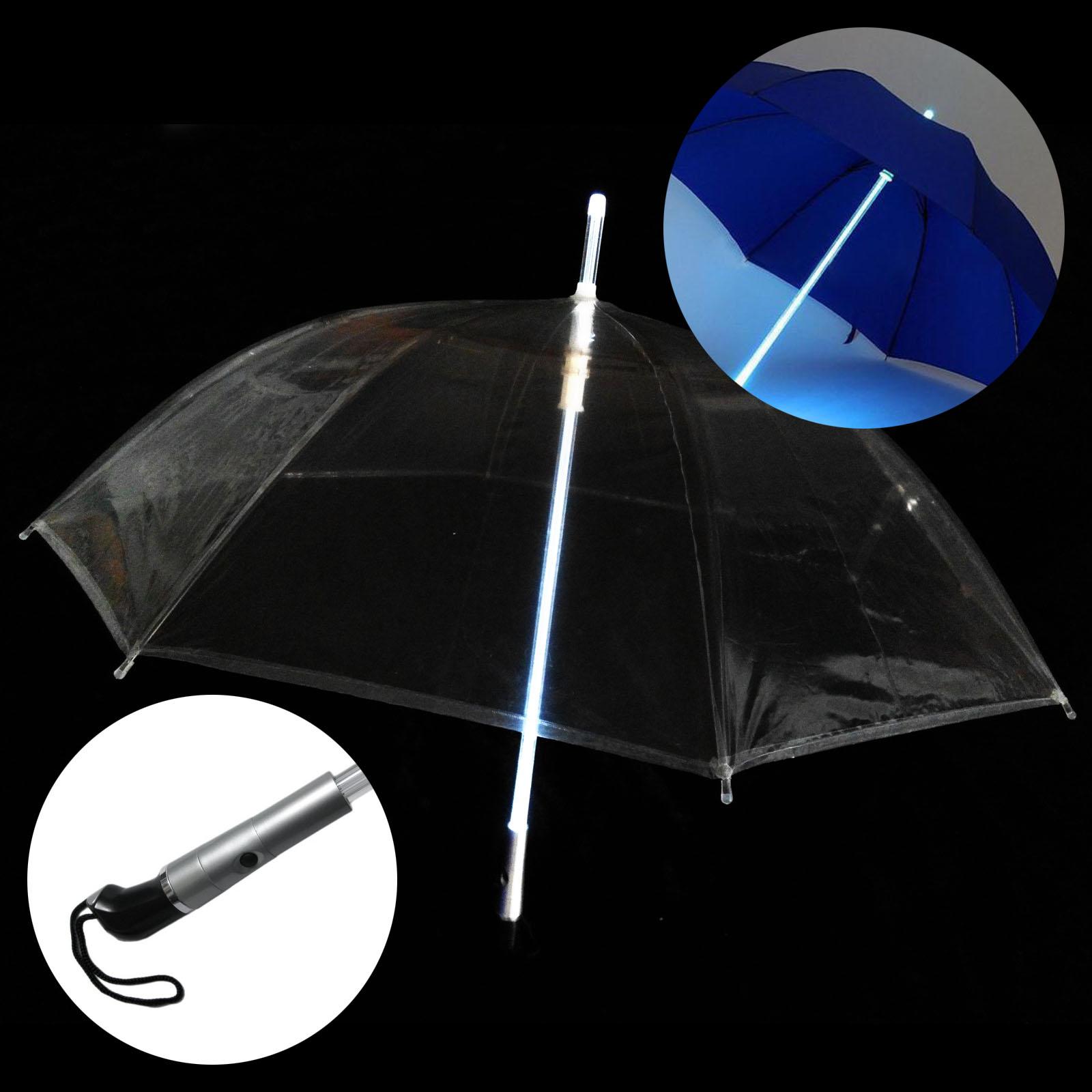 Parapluie lumineux blade runner un must - Lampe qui s allume en la touchant ...