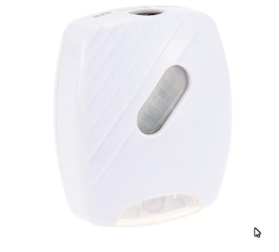 lumiere toilette led avec detecteur de mouvements. Black Bedroom Furniture Sets. Home Design Ideas