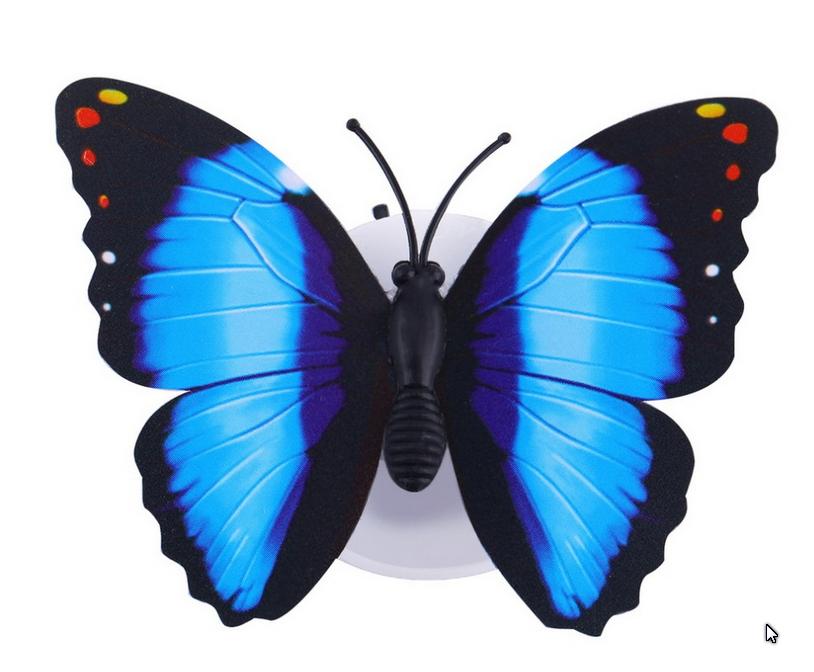 Papillon lumineux led papillon illumin papillon led - Images de papillon ...