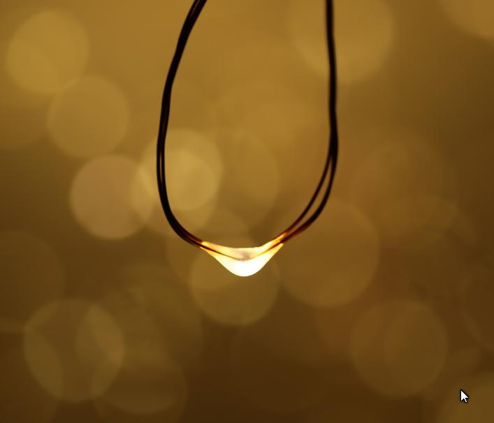 fil de cuivre led guirlande lumineuse fil lumineux lighted copper. Black Bedroom Furniture Sets. Home Design Ideas